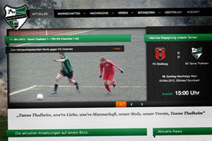 SV Tanne Thalheim Fußball